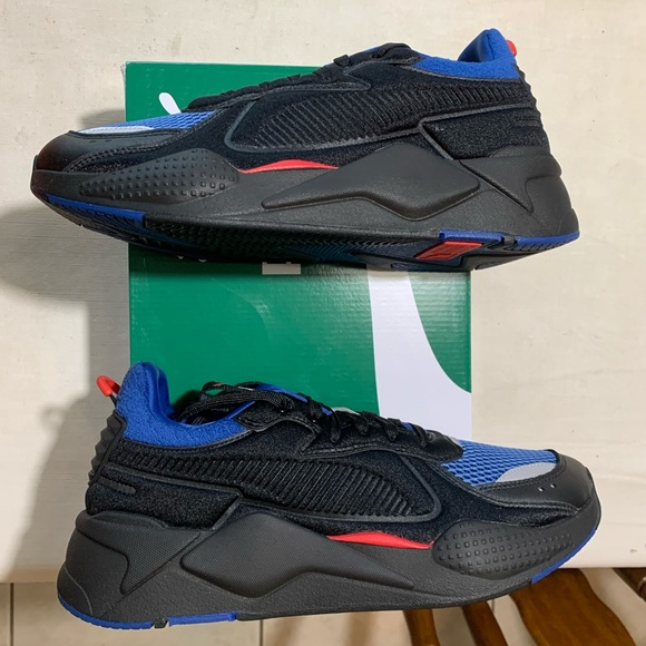Puma Shoes | Puma Rsx Softcase Black